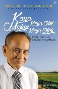Cover Buku Autobiografi Go Ban Hong