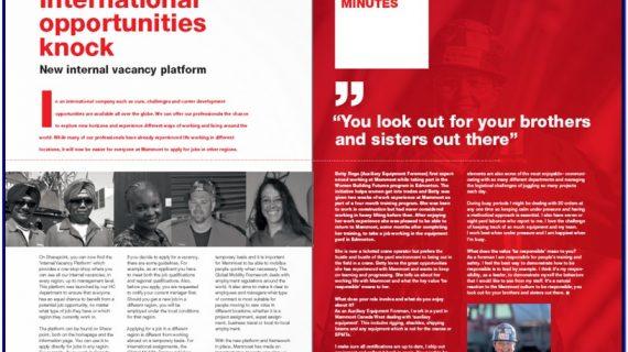 tujuan dibuatnya majalah internal perusahaan